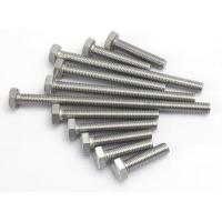 Stainless steel outer hexagon bolt M5*8/16/20/25/30/35/40 Manufactures