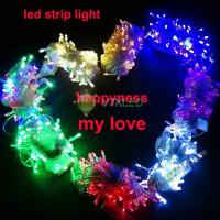 China Holiday Light String Christmas Lights LED Rope Light China Factory Wholesale on sale