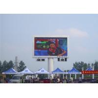 P20 Outdoor LED Sign Die-casting Aluminum Cabinet Size 960mm x 960mm Manufactures