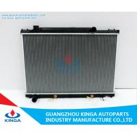 Automobile Engine Cooling Radiator Toyota Crown YXS10 Year 95 - 01 Oem 16400 73530 Manufactures