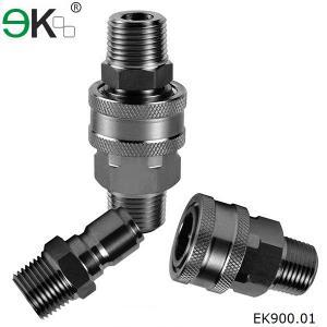China hydraulic hose connector,hydraulic pipe connector EK900.01 on sale