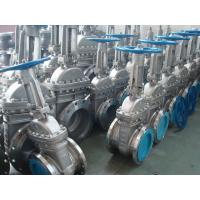 ISO & CE Certificate WCB / WCC / LCB Materials Gate Valve, API 6D / API 598 Test Manufactures