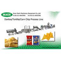 Quality Corn Chips/Tortilla chips Process Line 304 stainless steel automatic snacks food process for sale
