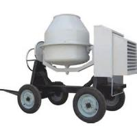 Electric engine small sell loading portable concrete mixer truck in stock Manufactures
