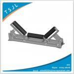 Belt conveyor adjustable support idler frame Manufactures