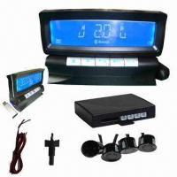 Wireless parking sensor with 4-sensor LCD display Manufactures