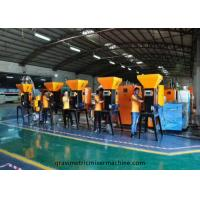 Plastic Raw Material Gravimetric Mixer Machine 1200 KG Per Hour With High Accuracy Manufactures