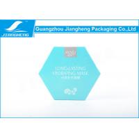 Lid And Based Hexagon Shape Essential Oil Gift Packaging Boxes With Magnet Manufactures