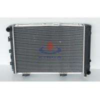 High cooling efficiency auto repair radiator Of BENZ W124 / 200D / 250 TD 1984 1993 MT Manufactures