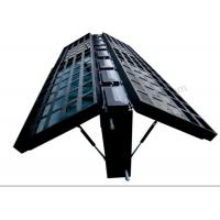 Double Sides Full Color Outdoor Advertising Led Display Front Open Service AC 220V Manufactures