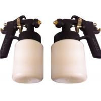 Quality Suction Feed Plastic Low Pressure Spray Gun air pressure for spray painting for sale