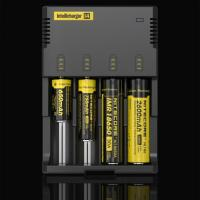 Hot sale battery charger Nitecore charger i4 Multifunctional batteries charger Nitecore i4 Manufactures
