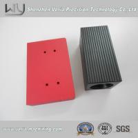 Precision CNC Machining Part / CNC Milling Part After Black Anodized for Machinery Part Manufactures