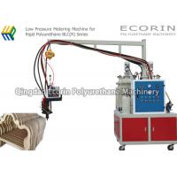 ISO Approval Polyurethane Moulding Machine / PU Injection Molding Machines 220V Manufactures