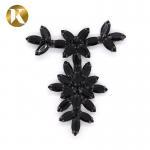 Jewelry DecorationT Shape Metal Shoe Buckles Black / Gold Multi Color Manufactures