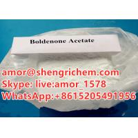 best price buy steroid powder Boldenone Acetate online white color CAS 2363-59-9 Manufactures
