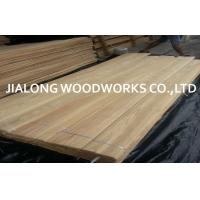 Sliced Brown Ash Real Wood Veneer Sheets MDF And Block Board Manufactures