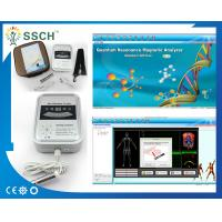 Multi Language Quantum Sub Health Analyzer with Spanish English French Japanese Korea Manufactures