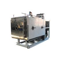 3 Square Meters Vegetables Vacuum Freeze Dry Machine PLC Automatic Control System Manufactures