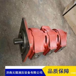 Jinan Hydraulic Pump Co.,Ltd CBZ2100/2080 CBZ2080/2063 CBZ2063/2050 High Pressure Gear Pump For Pile Driver Manufactures