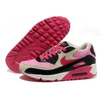 China Newest Nike Air Max 90 Thea Print Running shoes Soft Women Sports Running Sneakers on sale