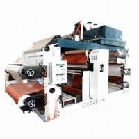 Holographic Image Transferring Machine by UV Ink, with Production Rate of 80m/min Manufactures
