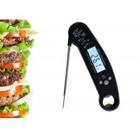 Food Grade Grill Meat Thermometer 304 Stainless Steel Probe Custom Logo Printing Manufactures