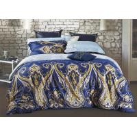 High Yarn Count With 1170TC Sateen Bedding Sets For All Season 4PCS Manufactures