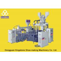 Buy cheap Three Colors Pvc Air Blowing Injection Machine , Jelly Shoes Sandals Making Machine from wholesalers