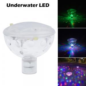 6V 3AAA Underwater LED Aquarium Light Show for Pond SPA