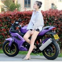 Single Cylinder 150cc High Powered Motorcycles 2 Seater Motorcycle For Adults Manufactures