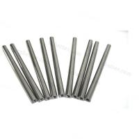 Pure Material Tungsten Carbide Rod With Polished Surface For Making End Mills Manufactures
