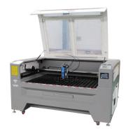 Quality 1.5mm Stainless Steel 15mm Wood Laser Cutting Machine with RuiDa Live Focusing for sale