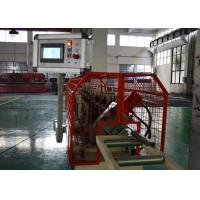 Buy cheap Galvanized Metal Top Hat Roof Channel Roll Forming Machine With Bottom Embossing from wholesalers