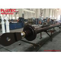 FLUTEC Steel Industrial Double Acting Hydraulic Cylinder For Intake Gate Manufactures