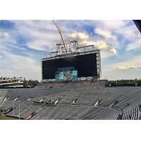 Wide Viewing Angles Stadium LED Display For School Anti Deformation Module Manufactures