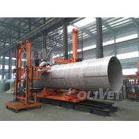 Stainless steel tank fit-up plasma welding center Manufactures