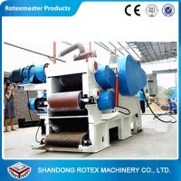 High Warranty 160kw Wood Sawdust Log Press Machine With CE Certificate Manufactures