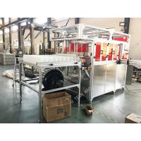 Jerry Cans Baler Packer Bottle Bagging Machine / Bottle Packaging Machine Manufactures
