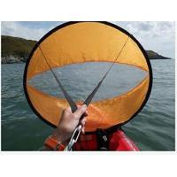 China Kayak Sail Wind Sail Surfing Sail With 118 × 118cm on sale