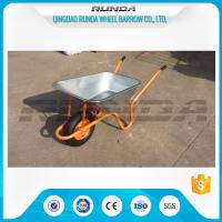 4.5CBF Heavy Duty Wheelbarrow Wb6414K, 85L Capacity Yard Garden Cart Various Size Manufactures