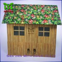Recyclable Corrugated Paper Cardboard Pet House / cardboard box toys Manufactures