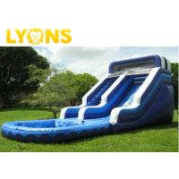 Chateau Gonflable Large Inflatable Slide for Boys & Girls Logo Printed Manufactures