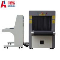 Safety Checking X Ray Baggage Scanner ZA-5030 34mm Steel Penetration 220 VAC Manufactures