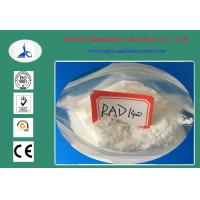 RAD 140 SARM Steroid CAS 1182367-47-0 High Purity Natural Bodybuilding Supplement Manufactures