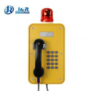 Vandal Resistant Industrial Voip Phone Corrosion Resistant Cast Multi Color Manufactures