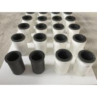 China Graphite High Temperature Crucible Anti - Corrosion For Induction Electric Furnace on sale