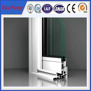 aluminium alloy 6063t5 extrusion profile,window and door aluminium profile,OEM Manufactures