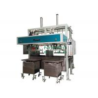 Double Reciprocate Electronic Package Pulp Tray Machine 220V / 380V Manufactures