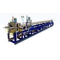 Steel Structure Pipe Production Line , Metal Roll Forming Machines With Waves